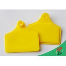 Ear tag for cattle - RFID метки UHF, IZT-GYT-EAR01Q